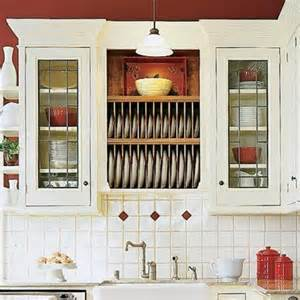 Kitchen Plate Cabinet 28 Thrifty Ways To Customize Your Kitchen The Doors Cabinets And Glass Doors