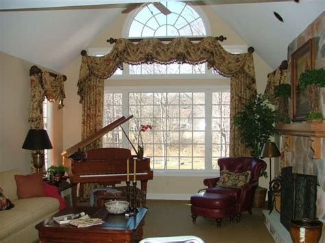 custom window coverings custom window treatments curtains and draperies pinterest