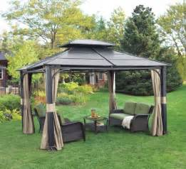 outdoor gazebo curtains sheers home design ideas