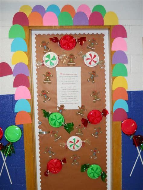 classroom christmas decorations christmas door