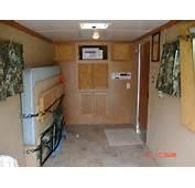 Enclosed Trailer Camper Conversion Car Tuning