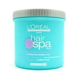Loreal Hair Spa Creambath l oreal hair spa smoothing creambath end 8 5 2017 11 15 am