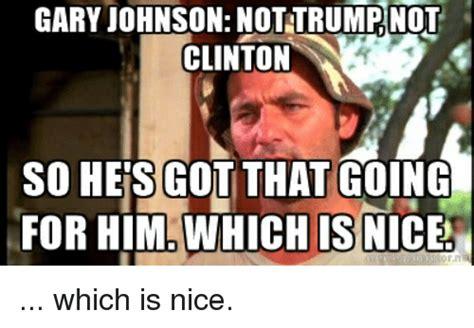 Meme Johnson - 2016 politics thread enter at your own risk all
