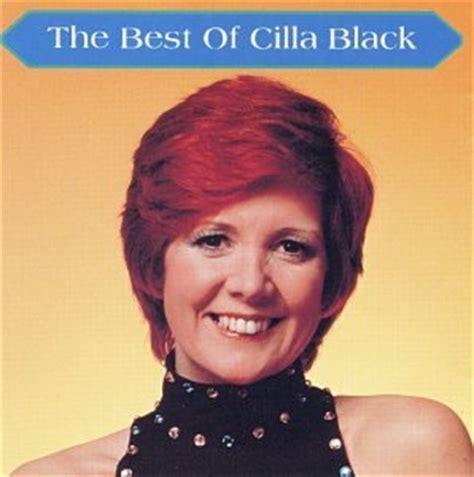 best black album cilla black best of