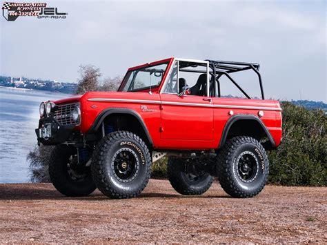 100 Baja Bronco 1996 1974 Ford Bronco Stock 74bronc