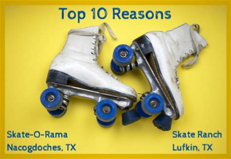 Top 10 Reasons To A This Summer by Top 10 Reasons To Skate At Skate Ranch And Skate O Rama