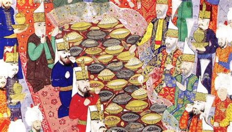 ottoman empire cuisine in the labyrinth food