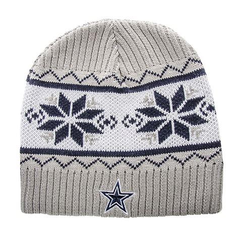 dallas cowboys knit hat dallas cowboys salient knit cap cold weather hats