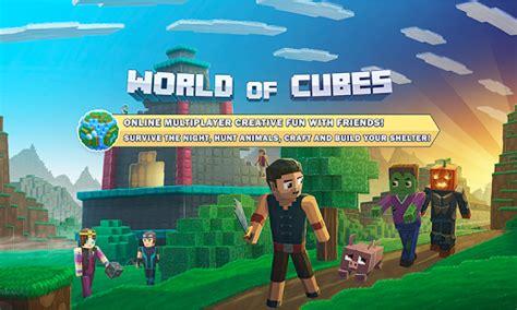 скачать world of cubes survival craft apk мод 2 7 apk для андроид симуляторы скачать бесплатно - World Of Cubes Apk