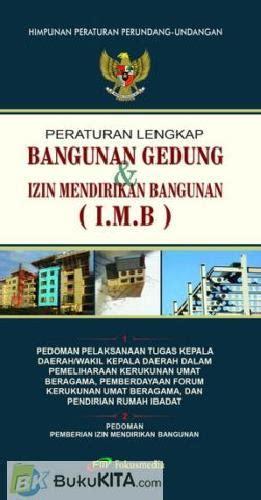 Hukum Bangunanpenerbit Liberty bukukita bangunan gedung dan izin mendirikan bangunan imb