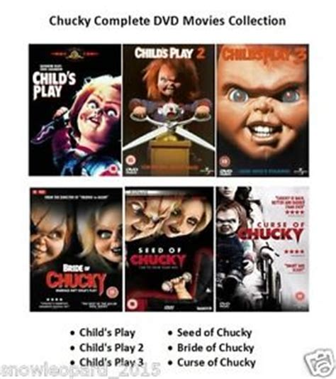 film streaming chucky 6 chucky complete movie collection dvd all 6 film childs