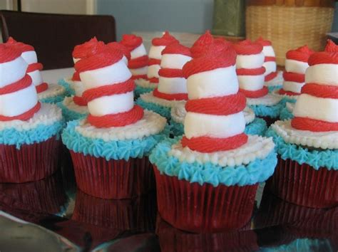 Dr Seuss Baby Shower Cupcakes by Decorating Cupcakes For Dr Seuss Bday With My Class