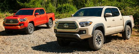 Downeast Toyota Are The Color Options For The 2016 Toyota Tacoma At