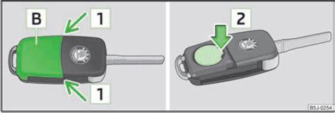 Feuchtigkeit Im Auto Skoda Fabia by Skoda Fabia Fahrzeugschl 252 Ssel Entriegeln Und Verriegeln