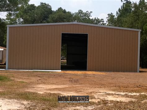 Steel Sheds Florida by Metal Storage Building In Anthony Fl Florida Metal