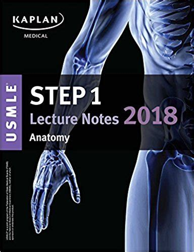 usmle step 1 lecture notes 2018 7 book set kaplan test prep usmle and courses archives