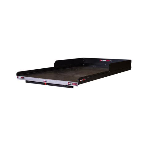 cargoglide chevrolet truck bed slide 1 000 lb capacity discountrs com cargoglide 1000 lb capacity 100 extension truck van and suv slide out tray cg1000xl