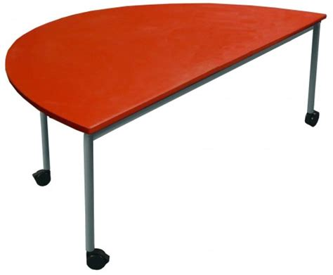 Half Moon Conference Table Tables