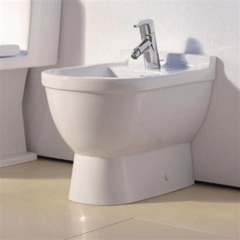 duravit bidet duravit starck 3 floor standing bidet 223010 bath bidet