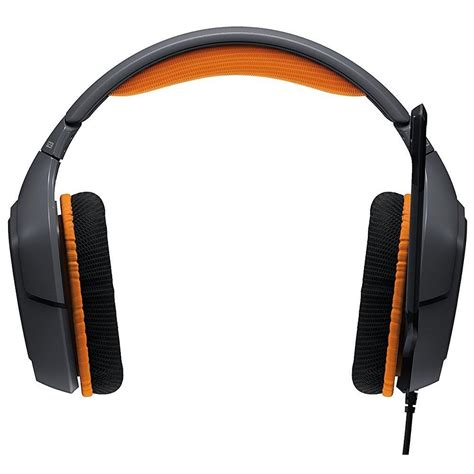 Logitech Headset Stereo H230 Clearance No Warranty logitech g231 prodigy stereo gaming headset 981 000629 shopping express