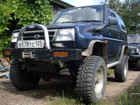 daihatsu feroza offroad daihatsu feroza photos 10 on better parts ltd