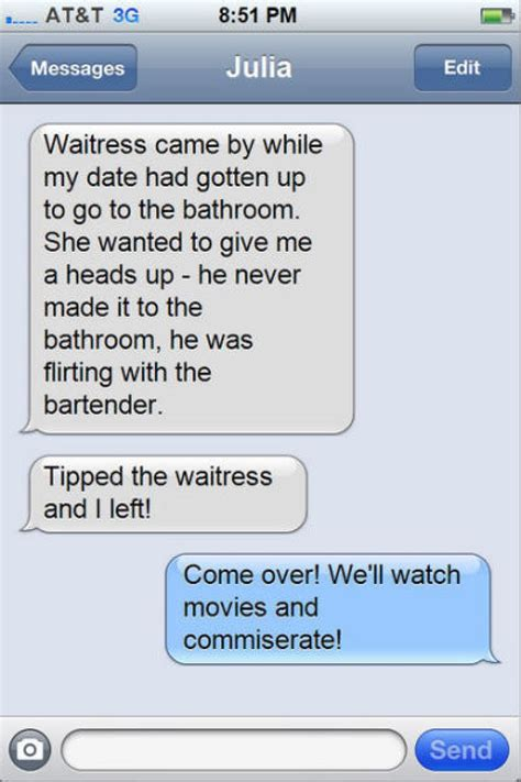 Is Desperate To Date by 15 Desperate Dating Texts That Are Sure To Make You Laugh
