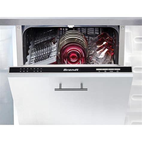 lave vaisselle 45 cm encastrable 3011 lave vaisselle encastrables brandt achat vente pas