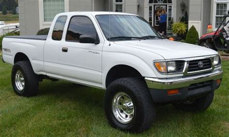 1996 Toyota 4x4 Purchase Used 1996 Toyota Tacoma 4x4 Extended Cab 2