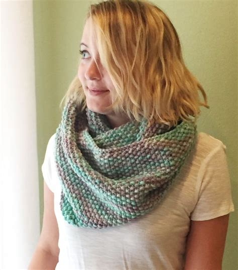 seed stitch infinity scarf free seed stitch infinity scarf pattern almost identical