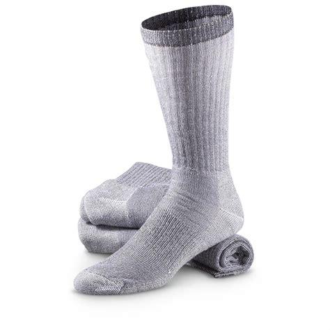 work socks 3 prs cool max steel toe work socks 380878 socks