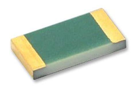 resistor smd farnell pltt0603z5002qgts vishay smd chip resistor thin 50 kohm 75 v 0603 1608 metric