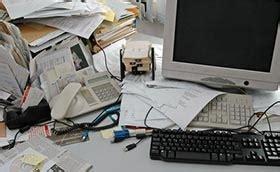 schreibtisch organisation tipps schluss mit unordnung und chaos