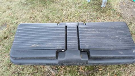 truck bed lock box letgo truck bed lock box contico in progress or