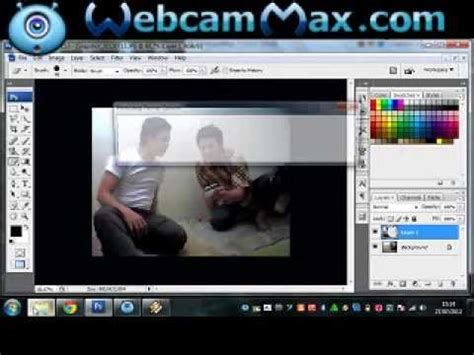 cara edit foto transparan photoshop cs3 belajar cara edit foto kembar pake photoshop cs3 youtube