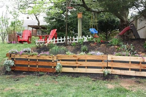 Landscape Timber Well 15 Unique Landscaping Timber Projects And Ideas Planted Well