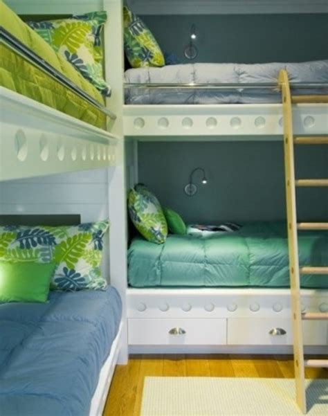 Four Bed Bunk Bed 5 Types Of Bunk Beds You Must Learn About Interior Design