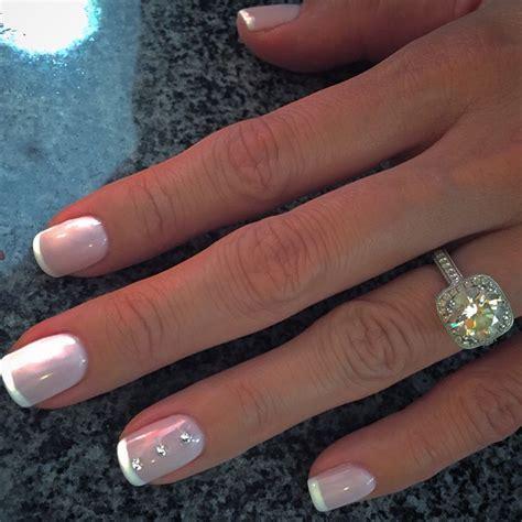 Best 25  Blush nails ideas on Pinterest