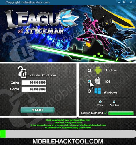 league of stickman full version update league of stickman hack cheats update