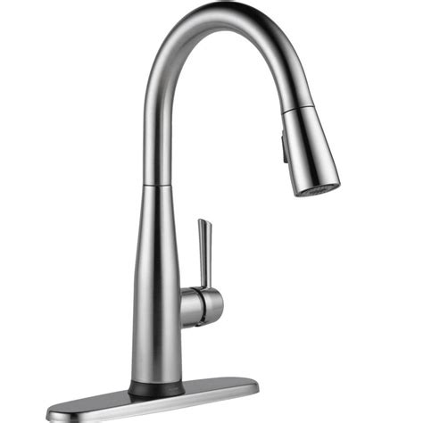 delta touchless kitchen faucets delta touchless faucet won t turn on