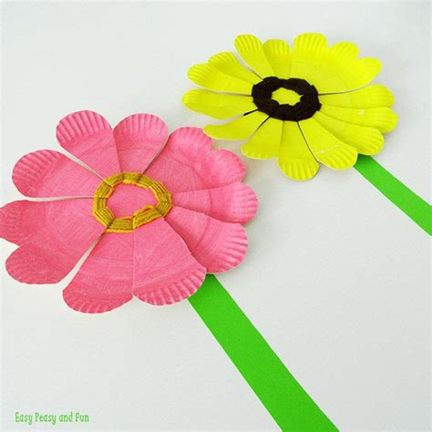 flower and craft for 9 flower crafts for
