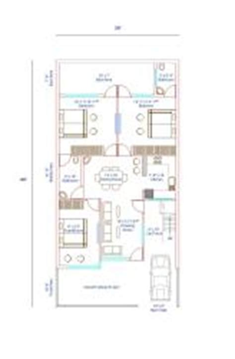 house design 15 x 60 house plans for 30 x 60 feet east face plot gharexpert