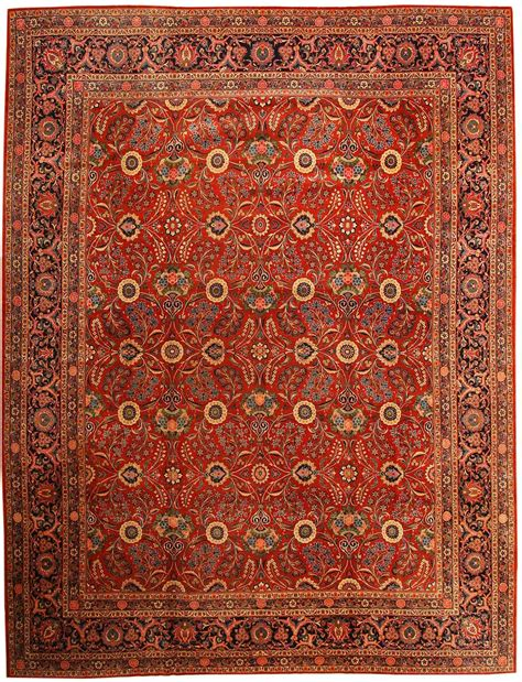Iranian Rugs For Sale Antique Kashan Rug 43628 For Sale Antiques
