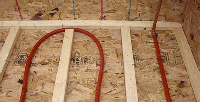 The Above Floor/Suspended Slab Installation     DIY