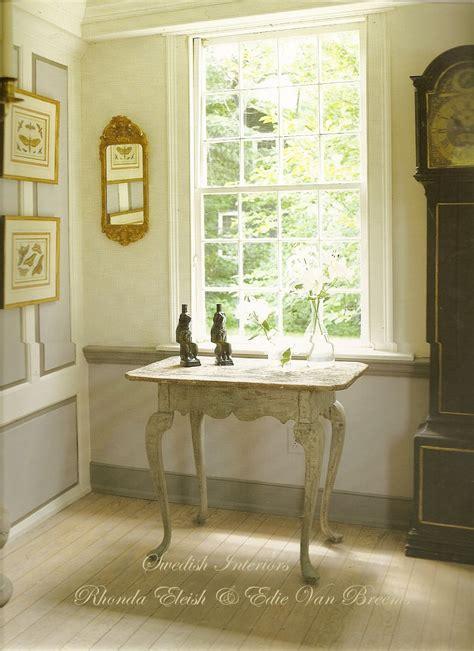 Swedish Interiors By Eleish Van Breems A Rococo Jewel | book review swedish interiors by rhonda eleish edie van