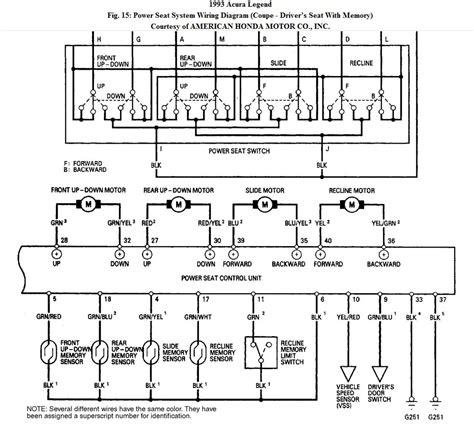 1993 acura legend wiring diagram wiring diagram with