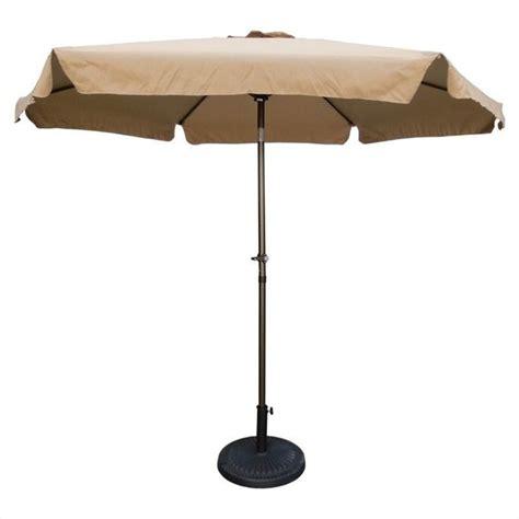 Umbrella Maxy By Galery Chory patio umbrella in khaki yf 1104 2 7m kh