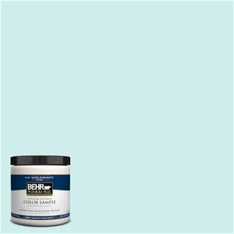 teal paint colors home depot behr premium plus 8 oz 490a 1 teal zero voc interior