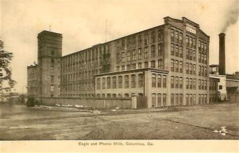 Empire Apartments Columbus Ga Eagle Phenix Mills This 1907 Postcard Shows Mill 3