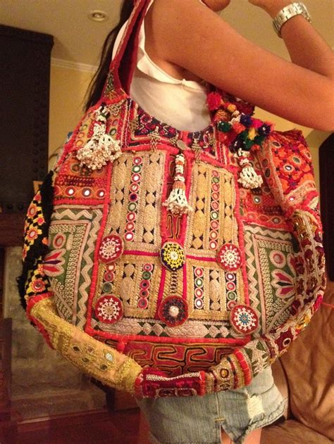 Indian Handmade Bags - indian bag boho hippie this is my style