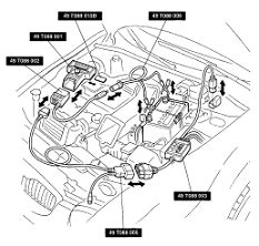 mazda protege 2001 engine diagram
